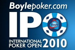 International Poker Open 2010