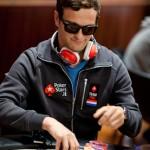 EPT San Remo: Ruben Visser Ends Day 1B Chip Leader
