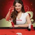 Tatjana Pašalić signed to Bodog Poker