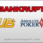 DoJ attack leaves UB and Absolute Poker bankrupt