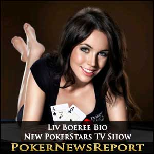 New PokerStars TV Show Liv Boeree Bio