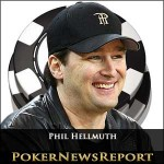 Phil Hellmuth in Contention at $10,000 7-card Stud Hi-Low Split-8 or Better Event