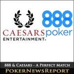 888 and Caesars a Perfect Match