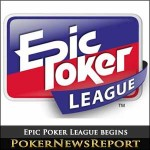 Epic Poker League Begins in Vegas