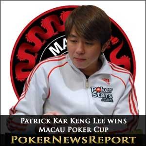 Patrick Kar Keng Lee