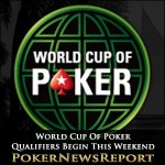 PokerStars World Cup of Poker VIII Qualifiers