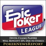 Divita Claims Players Will Boycott EPL Due to Ethics