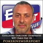 Darcourt Dominates WPT Paris Day 1B
