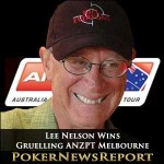Lee Nelson Wins Gruelling ANZPT Melbourne
