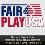 Online Poker Gets Support of Heavy Hitters