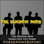 The Hendon Mob Dumps Full Tilt Poker