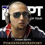 Tommy Vedes Takes Day 1B at WPT Malta but not Overall Lead