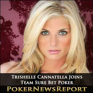 Trishelle Cannatella Joins Team Sure Bet Poker