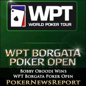 WPT Borgota Poker Open