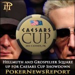Hellmuth and Grospellier Square up for Caesars Cup Showdown