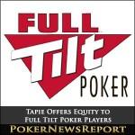 Tapie Offers Equity to Full Tilt Poker Players