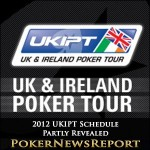 2012 UKIPT Schedule Partly Revealed