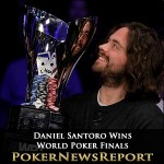 Daniel Santoro Collects WPT World Poker Finals Title