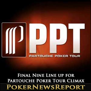 Final Nine Line up for Partouche Poker Tour Climax
