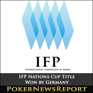 IFP Nations Cup Title Won by Germany