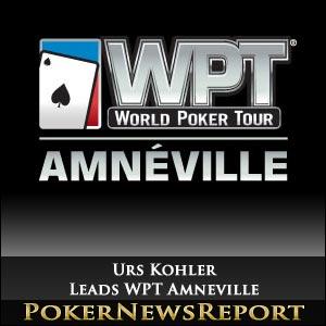 Urs Kohler Leads WPT Amneville