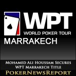 Mohamed Ali Houssam Secures WPT Marrakech Title
