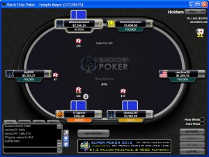 Black Chip Poker
