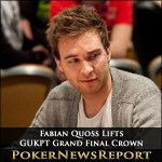 Fabian Quoss Lifts GUKPT Grand Final Crown