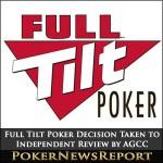 Full Tilt Poker Decision Taken to Independent Review by AGCC