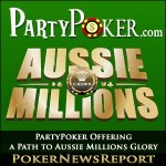 PartyPoker Offering a Path to Aussie Millions Glory