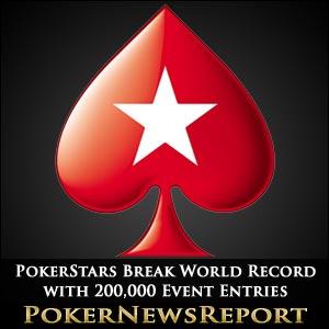 PokerStars World Record