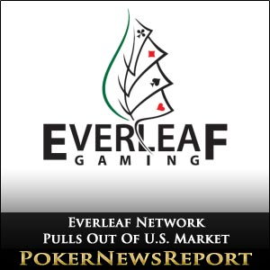 Everleaf Netowkr Pulls Out Of U.S. Market