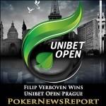 Filip Verboven Wins Unibet Open Prague
