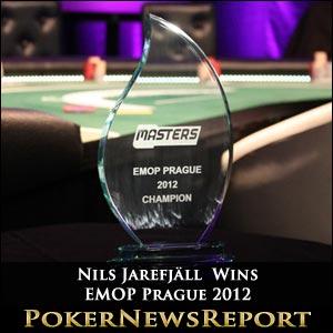 Nils Jarefjäll Wins EMOP Prague 2012
