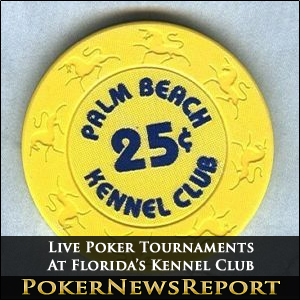 Live Poker Palm Beach Kennel Club