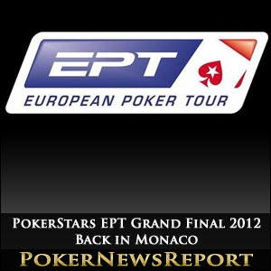 PokerStars EPT Grand Final 2012