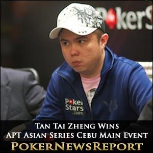 Tan Tai Zheng