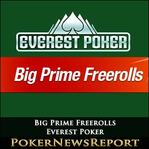 Big Prime Freerolls