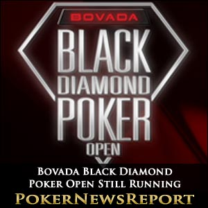 Bovada Black Diamond Poker Open