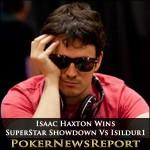 Isaac Haxton Bests Viktor Blom Once Again in SuperStar Showdown