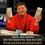 Moon Kim Shines With Bay 101 Shooting Star Victory