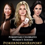 PokerStars Want Photos to Celebrate First Anniversary of Women's Sunday