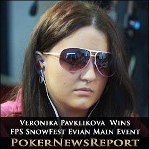 Veronika Pavklikova