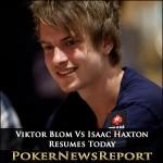 Isaac Haxton and Viktor Blom Resume SuperStar Showdown Today