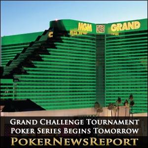 MGM Grand Challenge Tournament