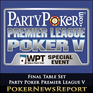 Party Poker Premier League V