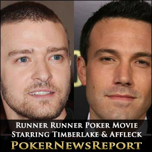 Runner Runner Poker Movie
