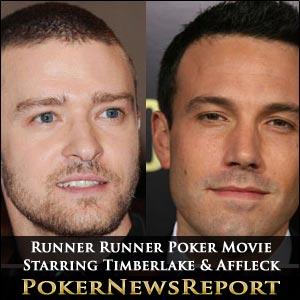 Runner Runner Poker Movie