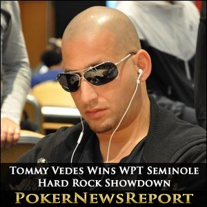Tommy Vedes