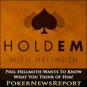 Hold Em With Hellmuth